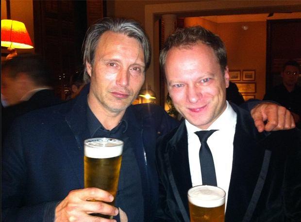 Maciej Stuhr, Mads Mikkelsen.