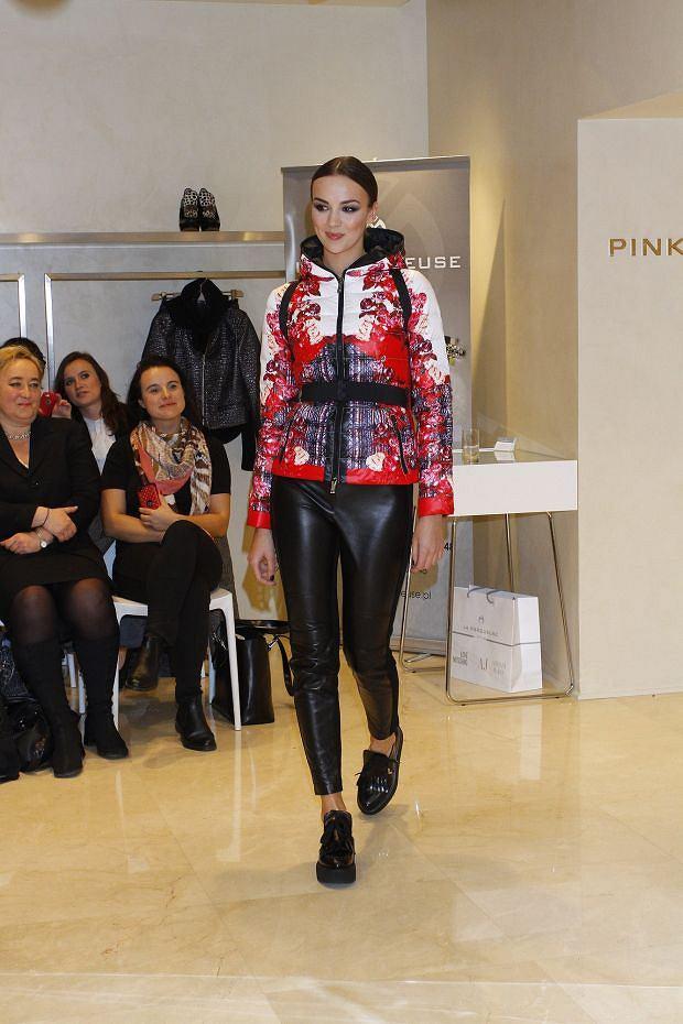 Pokaz mody Pinko - Paulina Krupińska
