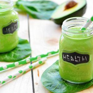 Zielone koktajle dodają zdrowia i urody