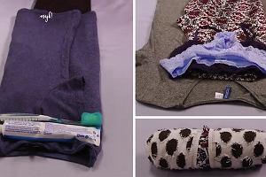 Wyjeżdżasz na urlop? Sprawdź, jak spakować ubrania i kosmetyki oraz zabezpieczyć pieniądze!