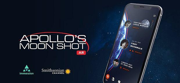 Apollo's Moon Shot AR