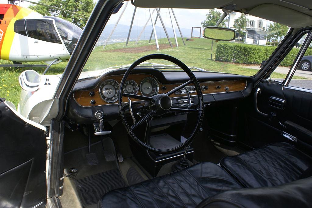 BMW 3200 CS Bertone 1965. Piękne, ale rozczarowuje po ...