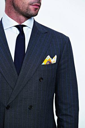 akademia stylu: jak złożyć poszetkę, dodatki, moda męska