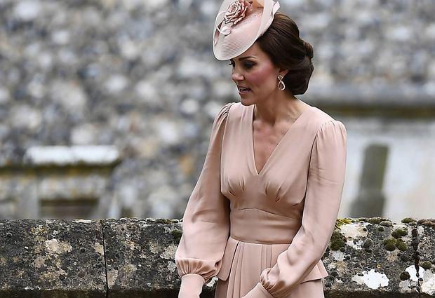 Kate Middleton - stylizacja weselna
