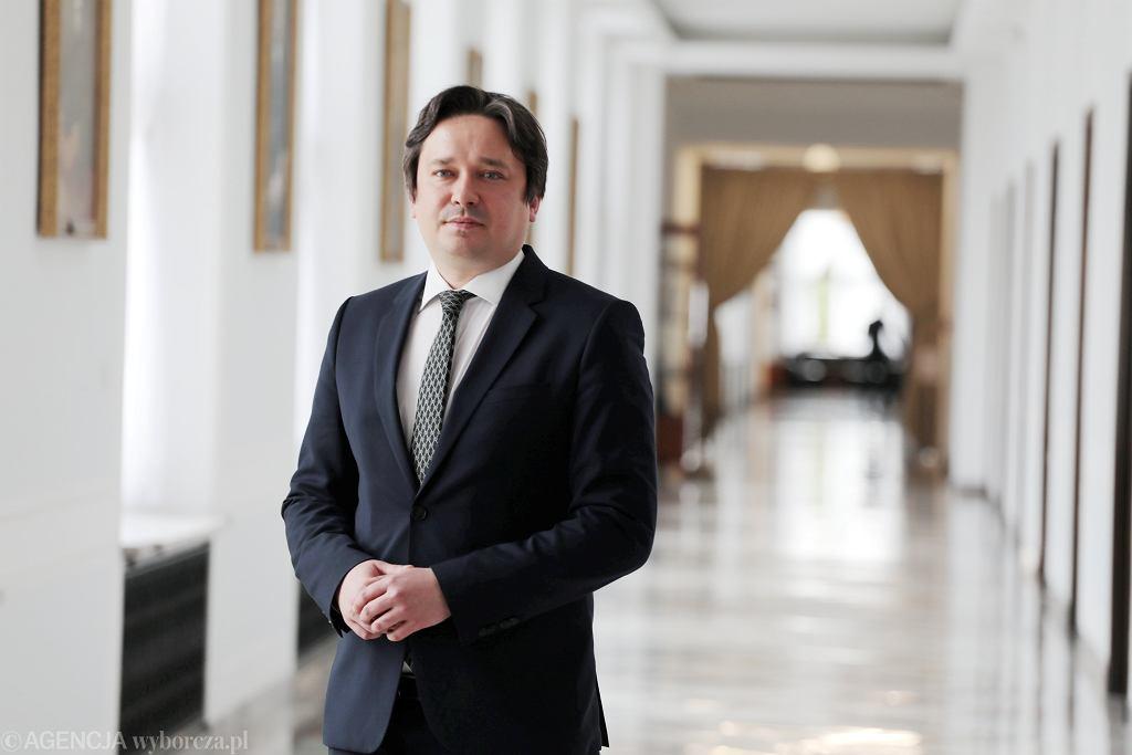 Prof. Marcin Więcek