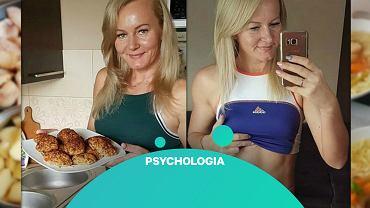 Anna Krzysztofik Mama na siłowni