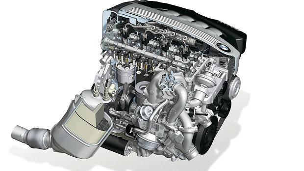 Wtrysk paliwa, silnik BMW
