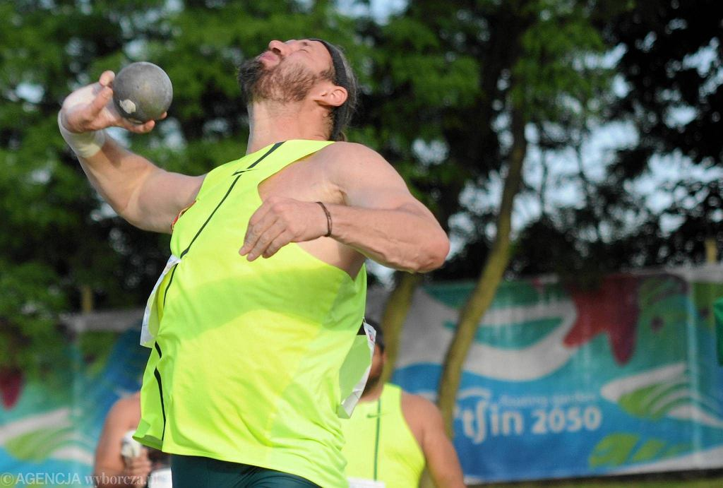 Tomasz Majewski - dwukrotny mistrz olimpijski