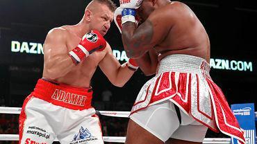 Tomasz Adamek wraca na ring! Zapowiedział liczbę walk