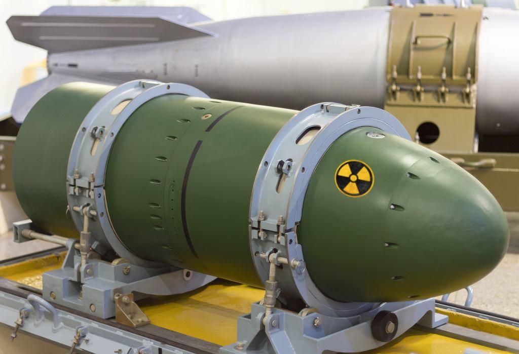 Broń atomowa, zdjęcie ilustracyjne