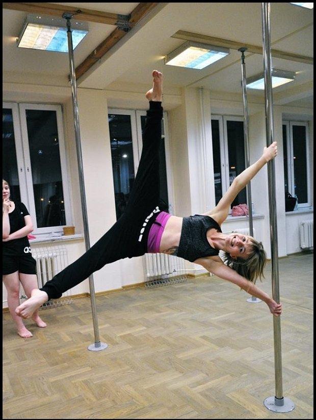 To nie ja, ale wkrótce - kto wie? / fot. materiały promocyjne Egurrola Dance Studio