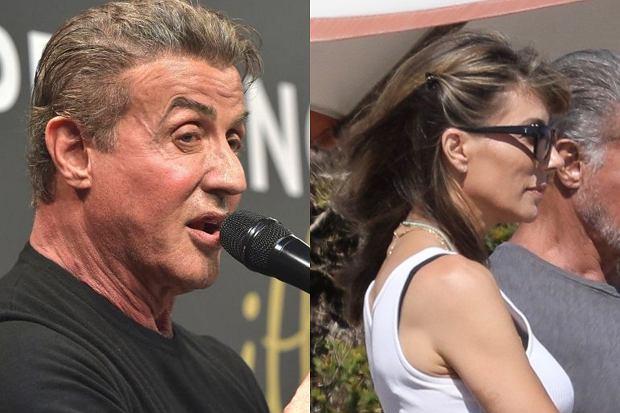 Sylvester Stallone wybrał się na spacer po jednej z plaż w Malibu w towarzystwie żony i córki. Paparazzi przyłapali aktora. Na najnowszych zdjęciach widać, że bardzo się zmienił.