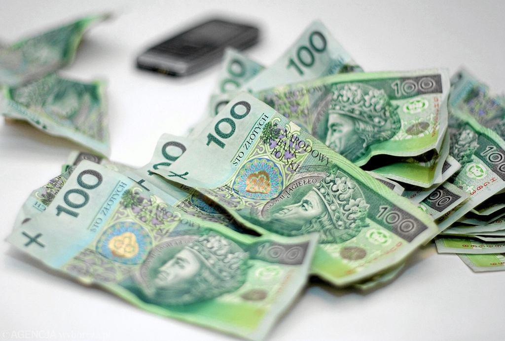 Kursy walut, zdjęcie ilustracyjne