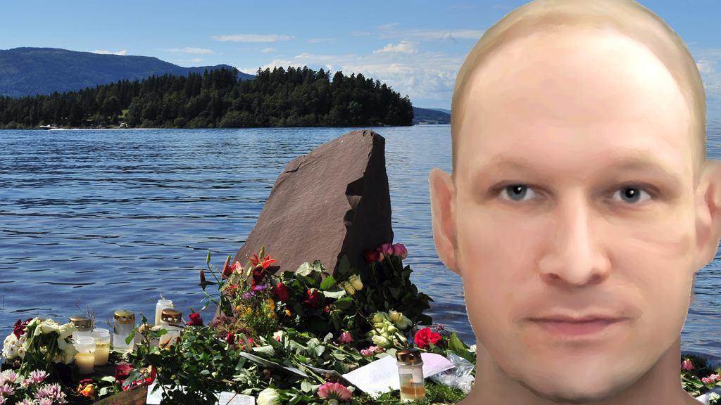 Mieszkańcy wyspy Utoya nie chcą pomnika ofiar masakry Breivika.