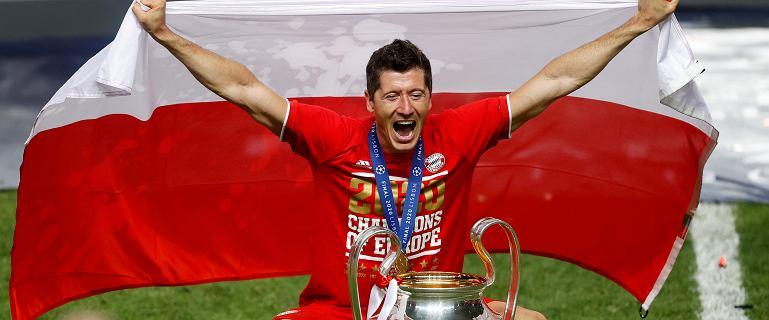 Robert Lewandowski nominowany do nagrody piłkarza sezonu UEFA! Tylko dwóch konkurentów