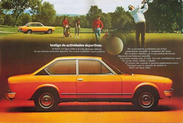 Seat 124 Sport 1800 (fot. Seat)