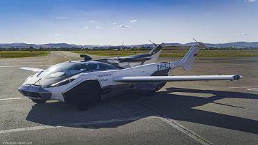 Klein Vision, AirCar - latający samochód ze Słowacji