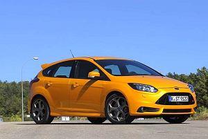 Ford Focus ST - test | Pierwsza jazda