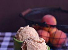Lody brzoskwiniowe z rozmarynem - ugotuj