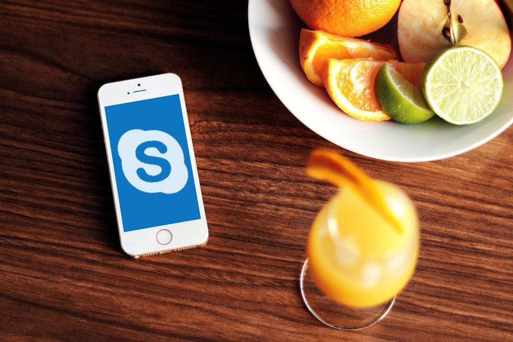 Skype można pomylić ze Sky?