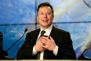 Elon Musk trzecim bogaczem świata. Dzięki drożejącym akcjom Tesli