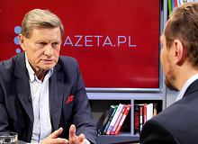 Balcerowicz: Przez głowę by mi nie przeszło rekomedowanie osób do RN banków