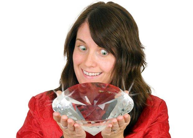 World's Largest Diamond. Cena: 200 dol.