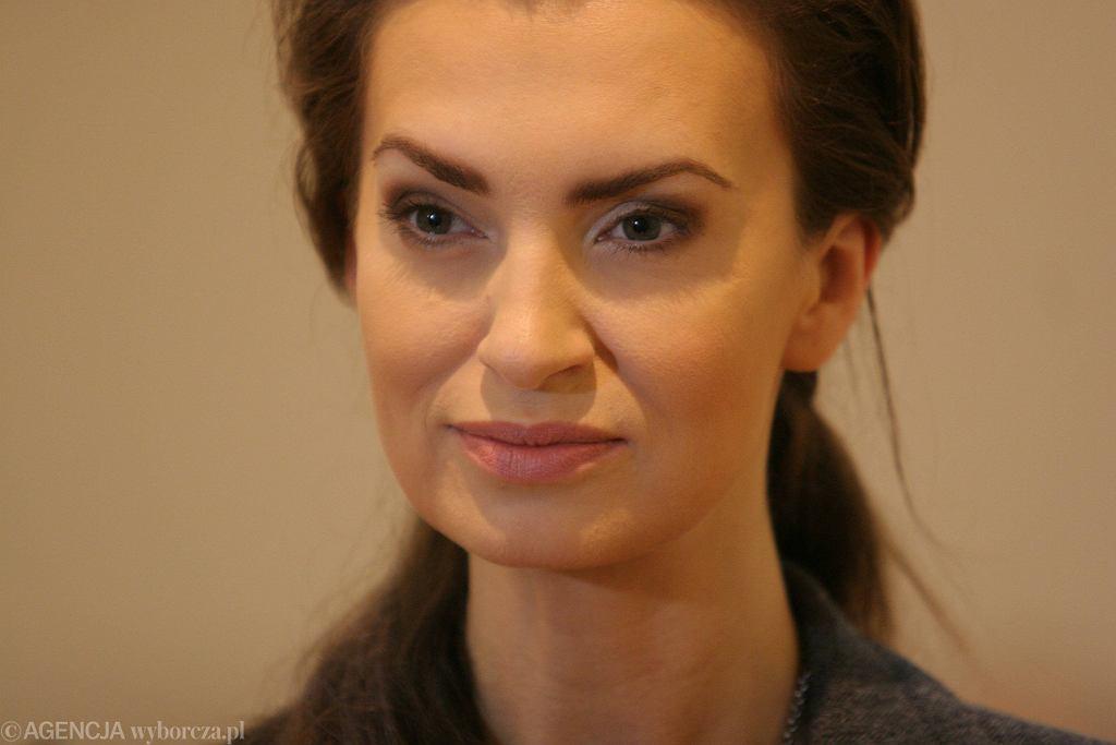 Agnieszka Maciąg, modelka, autorka książek, mama dwójki dzieci