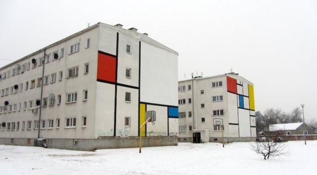 Murale Warszawa