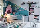 Pokój dla dziewczynki: pomysły na aranżacje