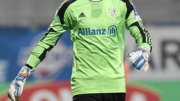 Mateusz Kuchta. Górnik - Podbeskidzie 2:2 w Pucharze Polski