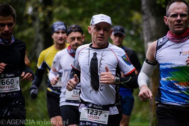 Zdjęcie numer 109 w galerii - Silesia Marathon. Chłód i wiatr niestraszne, rekord pobity! [ZDJĘCIA]