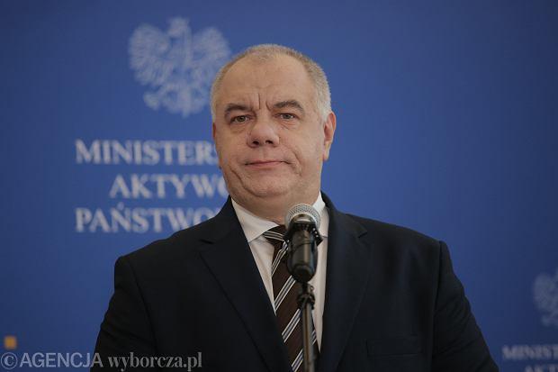 Pięć grzechów Jacka Sasina, ministra aktywów państwowych