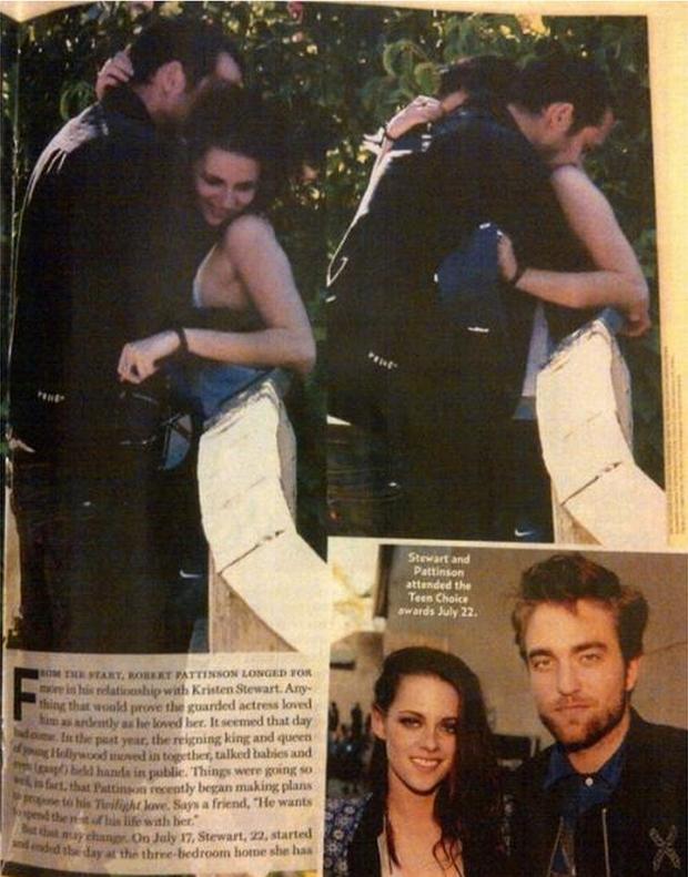 Robert Pattinson randkuje z kim teraz