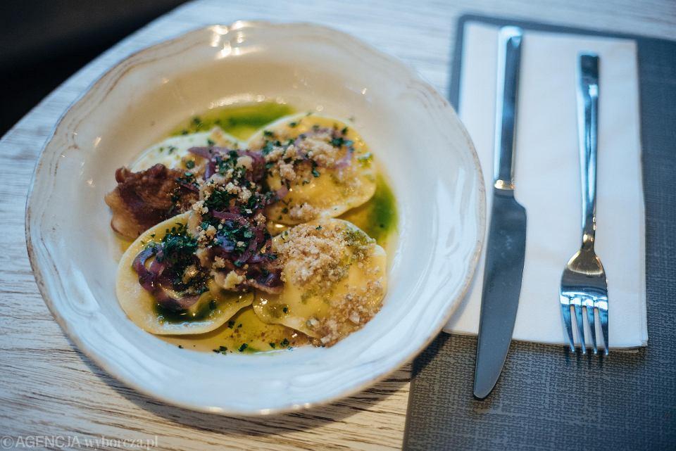 Osteria Fino Kuchnia Włoska Z Nutką Ekstrawagancji