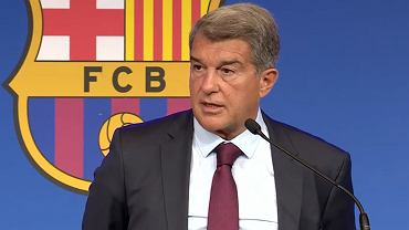 Joan Laporta explained to journalists about Leo Messi's departure