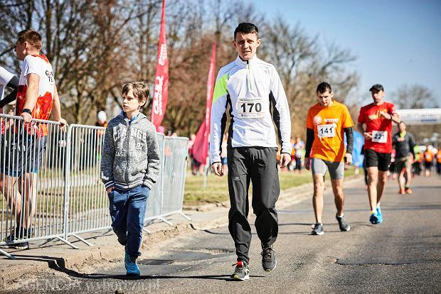 Zdjęcie numer 80 w galerii - Otwarcie sezonu biegowego w Łodzi.
