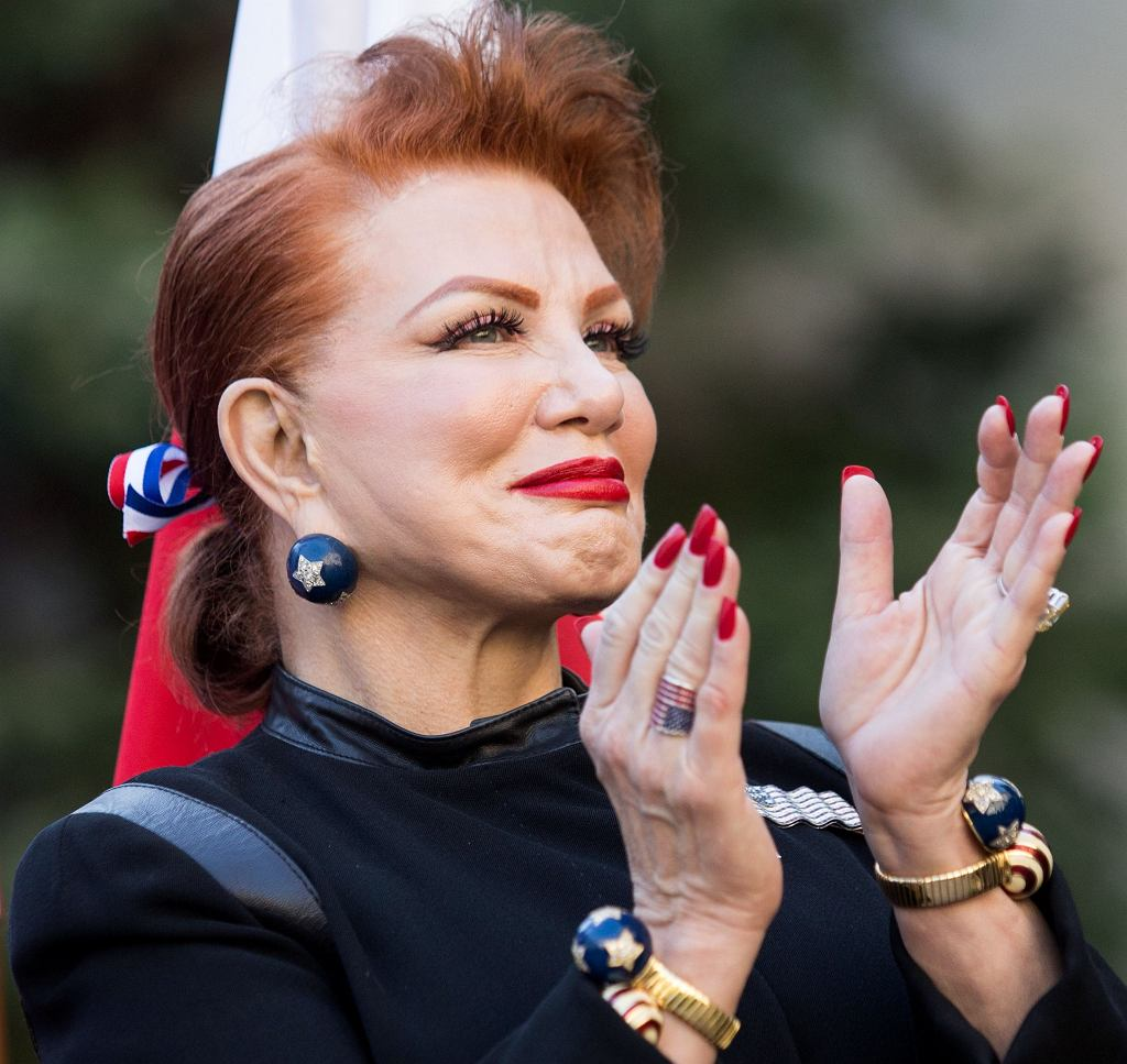 Georgette Mosbacher ambasador USA w Polsce