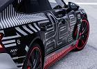 Jeździliśmy prototypem Audi e-tron GT. Jego brzmienie to dźwięk rury i wiatraczka