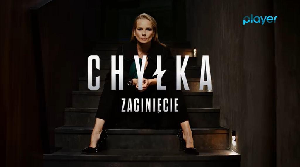 Twórcy serialu 'Chyłka - Zaginięcie' pokazali pierwszy teaser produkcji