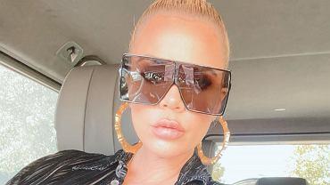 Khloe Kardashian przesadziła z photoshopem