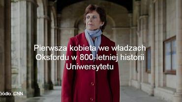 Prof. Louise Richardson