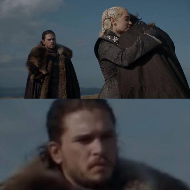 Jon jest zazdrosny o Dany?