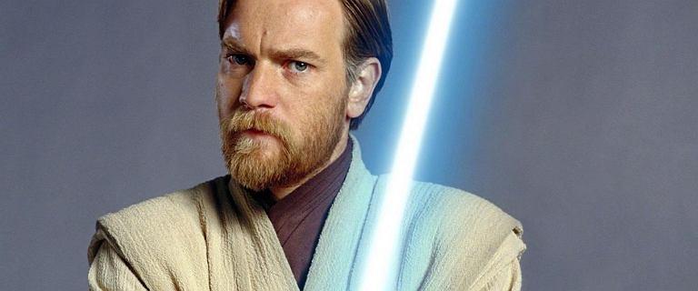 Ewan McGregor ponownie zagra Obi-Wana Kenobiego w nowym serialu Disneya