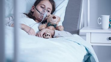 Mukowiscydoza jest chorobą dziedziczną. Jakie są objawy mukowiscydozy u dzieci?