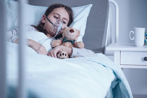 Mukowiscydoza u dzieci - objawy, przyczyny, leczenie