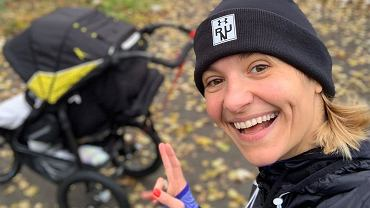 Joanna Koroniewska biega