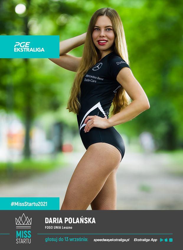 Zdjęcie numer 9 w galerii - Ruszyło głosowanie na Miss Startu PGE Ekstraligi 2021, o tytuł walczy pięć torunianek