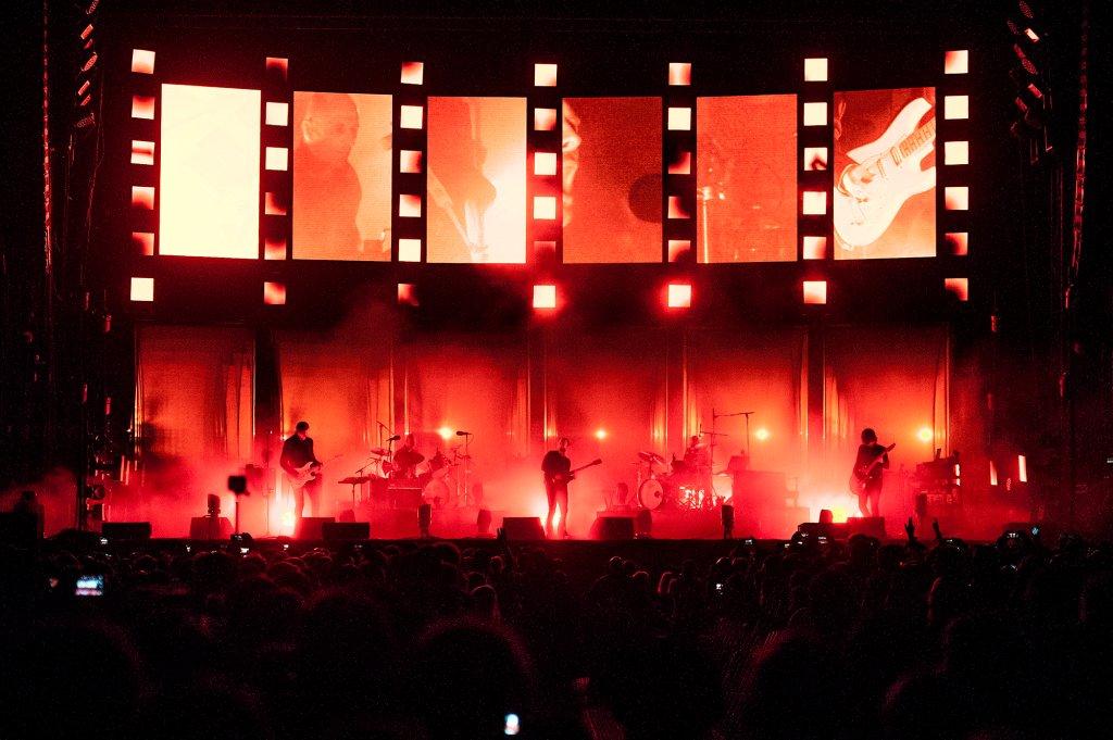 Radiohead na festiwalu Primavera