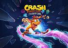 Crash Bandicoot 4: Najwyższy Czas - rzut okiem na nowe przygody rudego jamraja